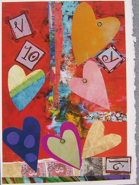 valentine greeting cards for friends. Although e-cards may be filled